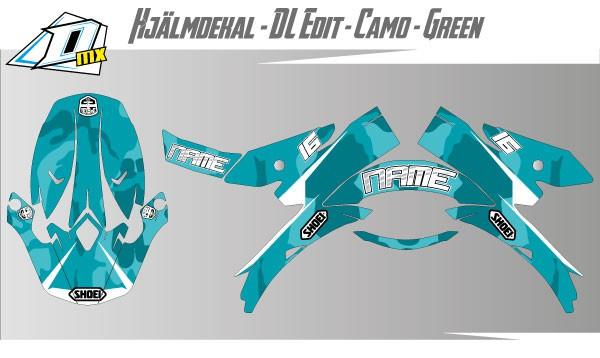Camo-Green