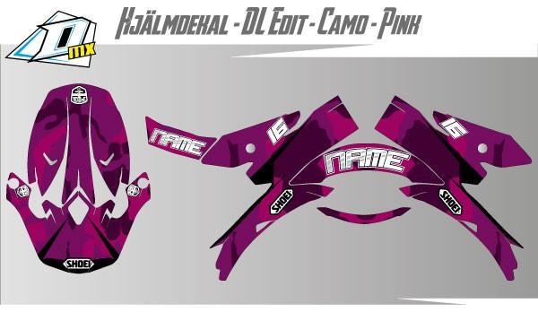 Camo-Pink