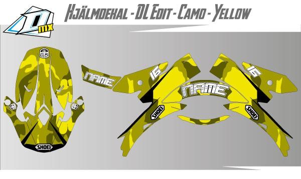 Camo-Yellow