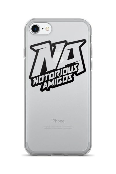 Notorius Amigos iPhone 7 skal